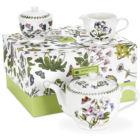 Buy Portmeirion Botanic Garden Tea Set (T) at Louis Potts