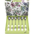 Buy Portmeirion Botanic Garden Teaspoon Set at Louis Potts