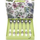 Buy Portmeirion Botanic Garden Teaspoon Set at Louis Potts
