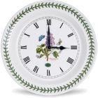 Buy Portmeirion Botanic Garden Wall Clock Garden Lilac 25cm (GardenLilac) at Louis Potts
