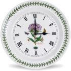 Buy Portmeirion Botanic Garden Wall Clock Sweet William 25cm (SweetWilliam) at Louis Potts