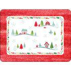 Buy Portmeirion Christmas Wish Placemats Set of 6 & 6 Free Coasters at Louis Potts