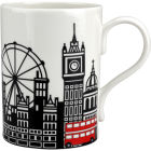 Buy Portmeirion Cityscapes Large Mug London at Louis Potts