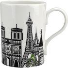 Buy Portmeirion Cityscapes Large Mug Paris at Louis Potts