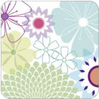 Buy Portmeirion Crazy Daisy Coasters Set of 6 at Louis Potts