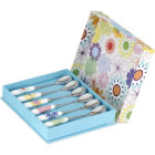 Buy Portmeirion Crazy Daisy Teaspoons Set of 6 at Louis Potts