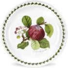 Buy Portmeirion Pomona Plate 25cm (HoaryMorningApple) at Louis Potts