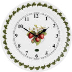 Buy Portmeirion Pomona Wall Clock Strawberry at Louis Potts