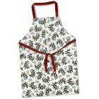 Buy Portmeirion The Holly and The Ivy Apron PVC Coated at Louis Potts