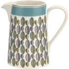 Buy Portmeirion Westerly Cream Jug 0.3l Turquoise at Louis Potts