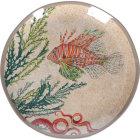 Buy Rose & Tulipani Sea Life Salad Plate 21cm Set of 2 at Louis Potts
