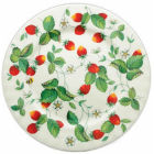 Buy Roy Kirkham Alpine Strawberry Dinner Plate 27cm at Louis Potts