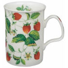 Buy Roy Kirkham Alpine Strawberry Mug Lancaster at Louis Potts