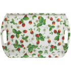 Buy Roy Kirkham Alpine Strawberry Small Melamine Tray at Louis Potts
