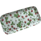 Buy Roy Kirkham Alpine Strawberry Snack Melamine Tray at Louis Potts
