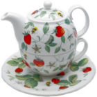 Buy Roy Kirkham Alpine Strawberry Tea For One at Louis Potts