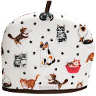 Buy Roy Kirkham Cats & Dogs Cats Tea Cosy at Louis Potts
