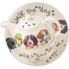 Buy Roy Kirkham Cats & Dogs Dog Animal Fashion Tea For One at Louis Potts