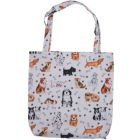 Buy Roy Kirkham Cats & Dogs Dogs Shopping Bag at Louis Potts
