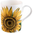 Buy Roy Kirkham Floral Botanica Lucy Mug Sunflower at Louis Potts