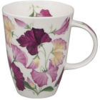 Roy Kirkham Floral Sweet Pea Louise Mug Lilac