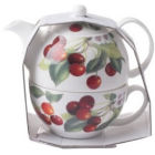 Buy Roy Kirkham Fruits Cherry Tea For One at Louis Potts