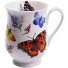 Buy Roy Kirkham Nature Butterfly Garden Eleanor Mug I at Louis Potts