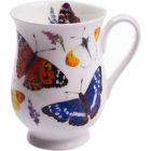 Buy Roy Kirkham Nature Butterfly Garden Eleanor Mug II at Louis Potts