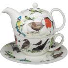 Buy Roy Kirkham Nature Garden Birds Tea For One at Louis Potts