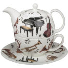 Buy Roy Kirkham Pastimes Concert Tea For One at Louis Potts
