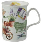 Buy Roy Kirkham Pastimes In The Garden Lancaster Mug Wheelbarrow at Louis Potts