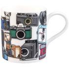 Buy Roy Kirkham Pastimes Retro Pop Mug Cameras at Louis Potts