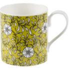 Buy Roy Kirkham Primrose Bordier Mug Larch Blossom Lime at Louis Potts