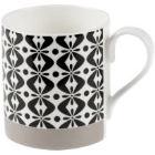 Buy Roy Kirkham Primrose Bordier Mug Larch Diamond White at Louis Potts