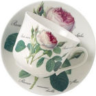 Buy Roy Kirkham Redoute Rose Breakfast Cup & Saucer at Louis Potts
