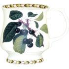 Buy Royal Horticultural Society RHS Mugs Mug Stacker Hooker's Fruit (Blackcurrant) at Louis Potts