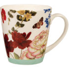 Buy Royal Horticultural Society RHS Mugs Mug Blooms & Butterflies Green at Louis Potts