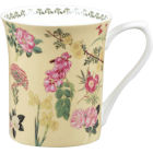 Buy Royal Horticultural Society RHS Mugs Mug Small Cynthia Floral Blush at Louis Potts