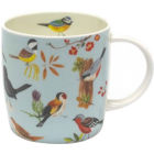 Buy RSPB Birds Bird Song Sophie Mug Blue at Louis Potts