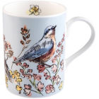Buy RSPB Birds Morning Chorus Lucy Mug II at Louis Potts