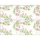 Sanderson Porcelain Garden Placemats Set of 4
