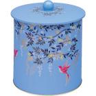 Buy Sara Miller Chelsea Collection Biscuit Barrel Chelsea Light Blue at Louis Potts