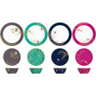 Buy Sara Miller Chelsea Collection Dinner Set 12 Piece Assorted Chelsea at Louis Potts