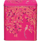 Buy Sara Miller Chelsea Collection Larder Tin Chelsea Pink at Louis Potts