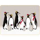 Buy Sara Miller Christmas Collection Placemat Set of 4 Christmas Penguins at Louis Potts