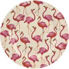 Buy Sara Miller Flamingo Collection Picnic Dinner Plate 28cm Flamingo at Louis Potts