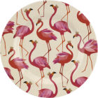 Buy Sara Miller Flamingo Collection Picnic Side Plate 20cm Flamingo at Louis Potts
