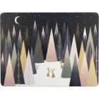 Buy Sara Miller Frosted Pines Collection Placemat Set of 4 Frosted Pines at Louis Potts