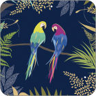 Buy Sara Miller Tahiti Collection Coaster Set of 6 Tahiti Parrots at Louis Potts