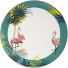 Buy Sara Miller Tahiti Collection Dinner Plate 28cm Set of 4 Assorted Tahiti at Louis Potts